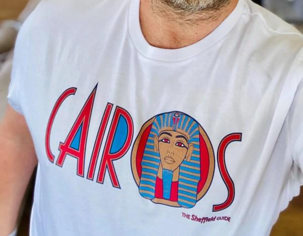 Cairos (Cairo Jax Nightclub) T-Shirt, White