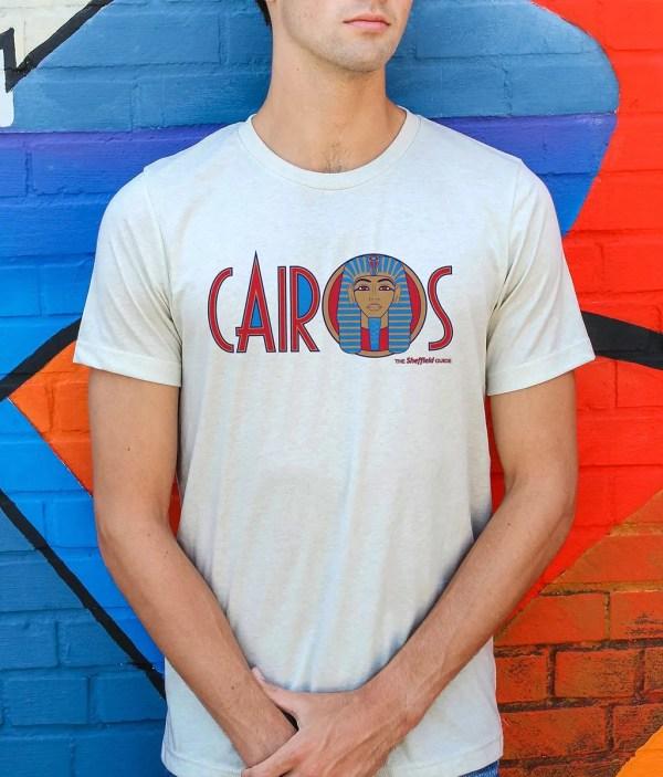 Cairos (Cairo Jax Nightclub) Sheffield T-Shirt, White