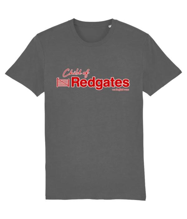 Child of Redgates Sheffield T-Shirt, Anthracite