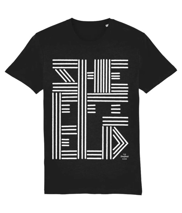 Sheffield T Shirt, Black