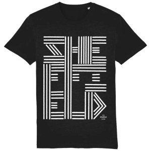 Sheffield T Shirt, Black