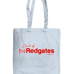 Child of Redgates Sheffield Organic Tote Bag, Pastel Blue