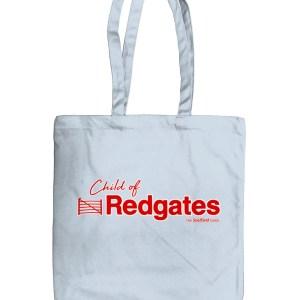 Child of Redgates Sheffield Organic Tote Bag, Pastel Blue