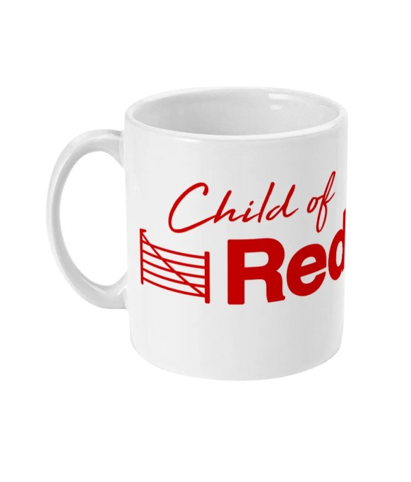 Child of Redgates Sheffield Ceramic Mug