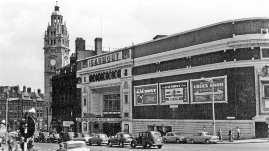 Gaumont Theatre/Cinema, Barkers Pool, Sheffield