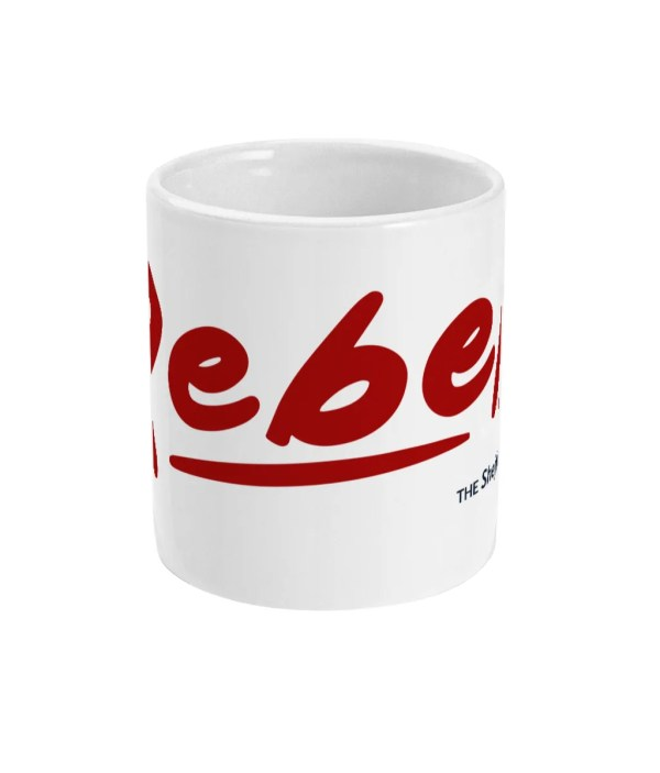 Rebels Rock Nightclub Sheffield Mug, Ceramic, 11oz