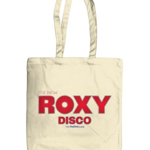 The New Roxy Disco Organic Tote Bag, Natural