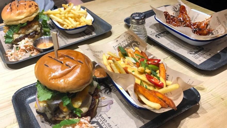 Unit Sheffield Burgers