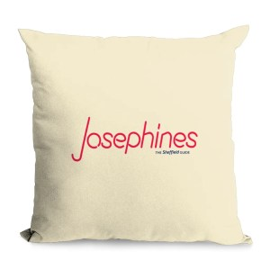 Josephines Sheffield (Neon) Natural Cushion