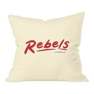 Rebels Rock Nightclub Sheffield Natural Cushion