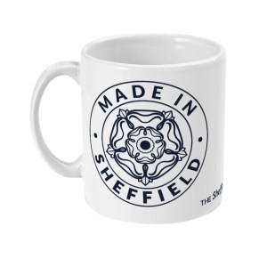 Made in Sheffield Mug