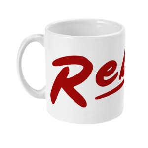 Rebels Rock Nightclub Sheffield Mug, Ceramic, 11oz