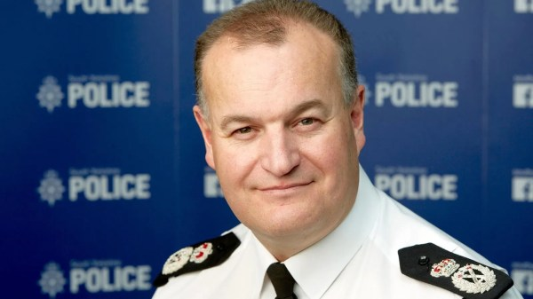 Stephen Watson QPM, South Yorkshire Police Chief Constable