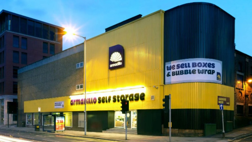 Armadillo Self Storage (former Don Picture House), West Bar, Sheffield