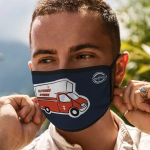 Fletchers Van Face Mask