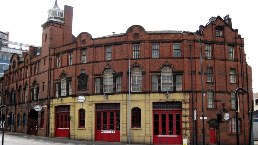The National Emergency Services Museum, West Bar, Sheffield