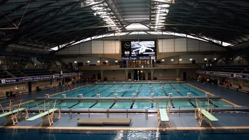 Ponds Forge International Sports Centre Swimming Pool