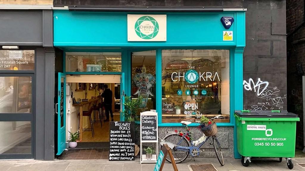 The Chakra Lounge, Fitzalan Square, Sheffield