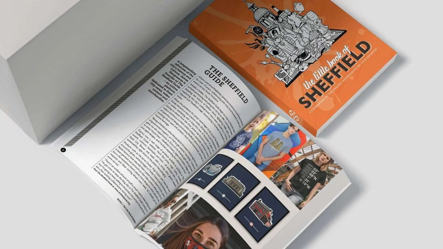 The Little Book of Sheffield, The Sheffield Guide Feature