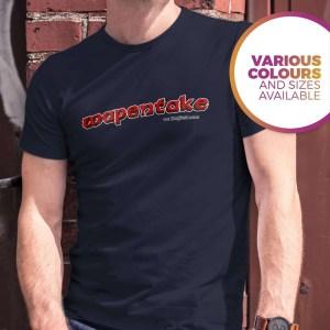 Wapentake Sheffield T-Shirt, French Navy