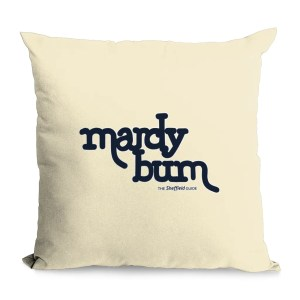 Mardy Bum Natural Cushion