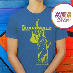 The Boardwalk Sheffield T-Shirt