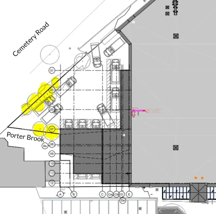John Lewis Partnership's Plans to expand E-Commerce Depot at Waitrose