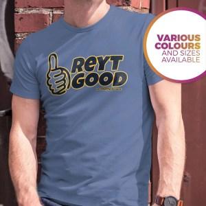 Reyt Good Sheffield T-Shirt