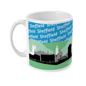 Sheffield Skyline Mug
