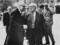 Adorno & Horkheimer (with Habermas in background)