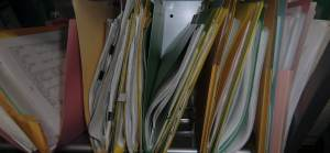 My A-Z filing system