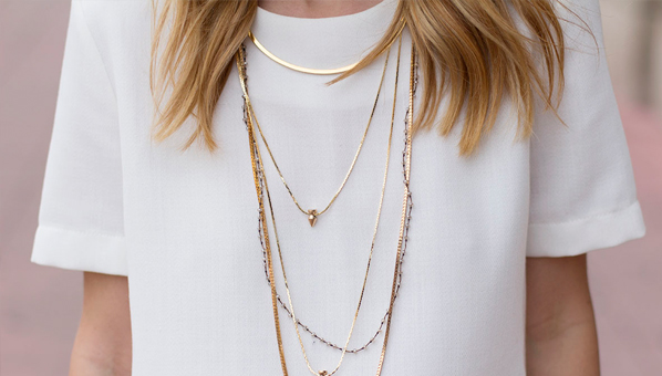 Image result for go with dainty jewellery always judging