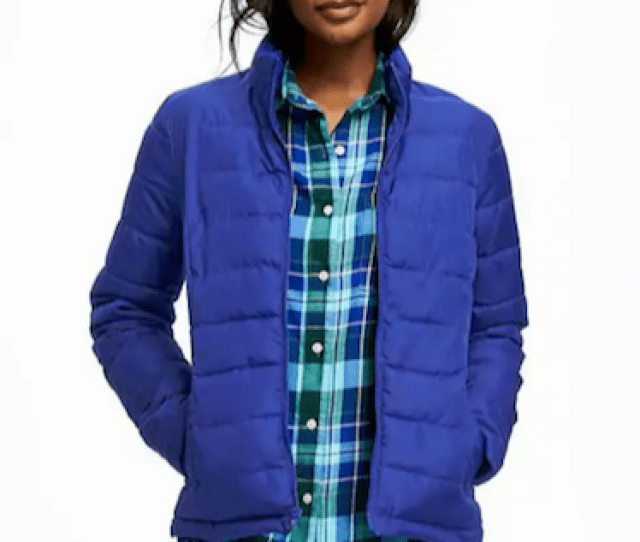 Old Navy Mock Neck Lightweight Frost Free Jacket 19 50 At Old Navy Sitewide Sale