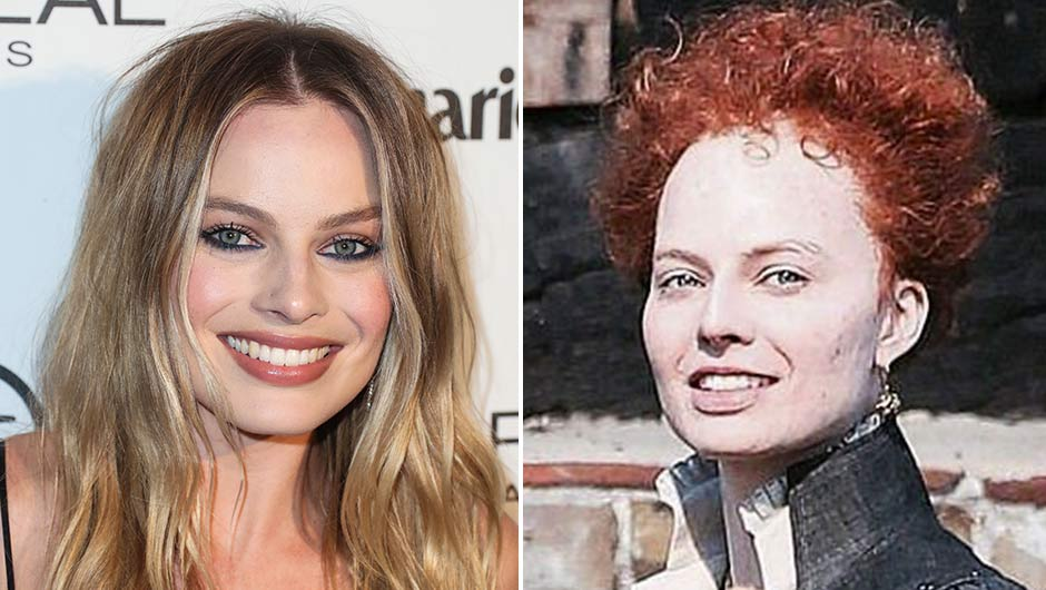 Margot Robbie vs gal gadot