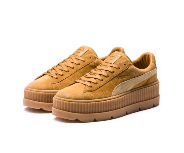 new arrival cdbdf 4e454 Drop Everything — Rihanna's New Fenty x Puma Creepers Are ...