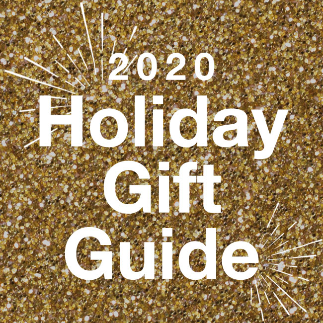2020 holiday gift guide square top photo