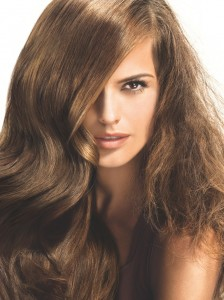say goodbye to your rat s nest avon s lab tested lotus shield blocks frizz