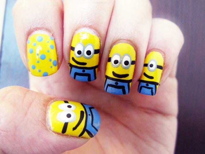 Cool Nail Design For Women 2017