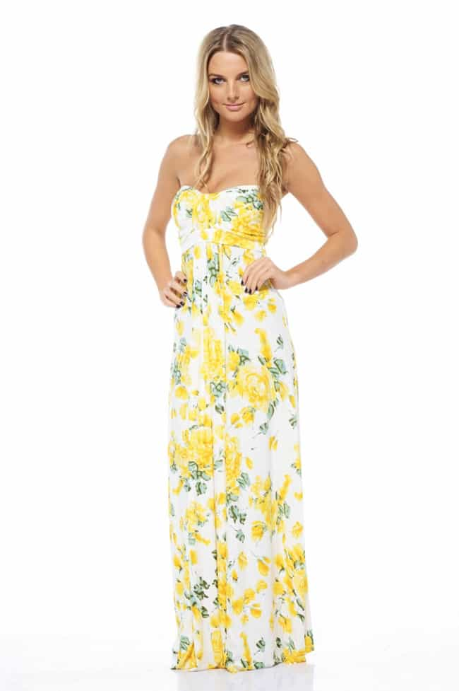 20 Beautiful Summer Maxi Dresses 2016 SheIdeas