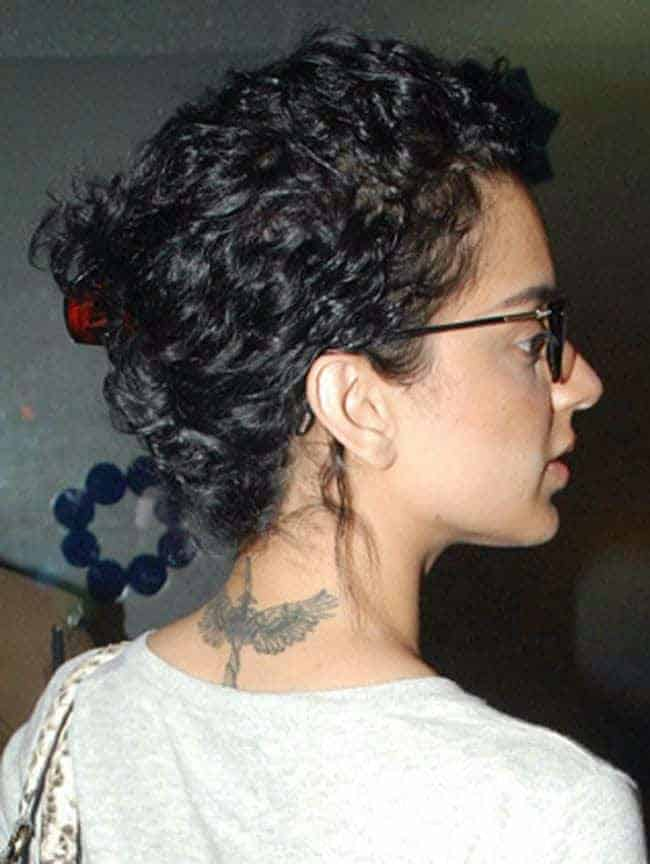 10 Beautiful Bollywood Stars Their Tattoos SheIdeas