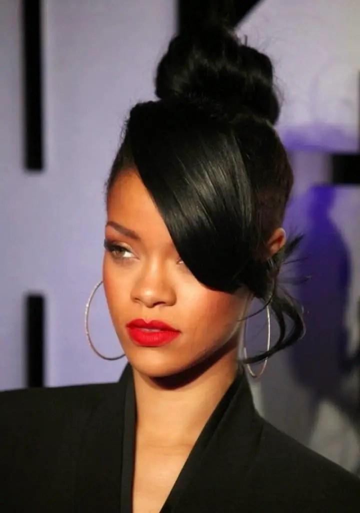 15 Stylish And Fashionable Bun Hairstyles Ideas SheIdeas