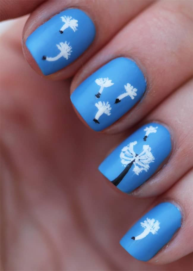 Latest New Year Nail Art Designs For 2017