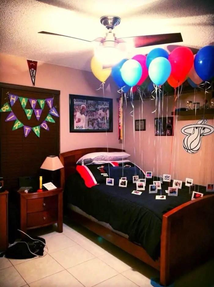 20 Easy Homemade Birthday Decoration Ideas Sheideas