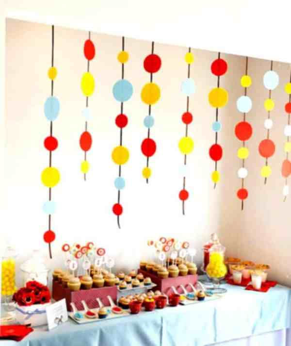20 Easy Homemade Birthday Decoration Ideas - SheIdeas