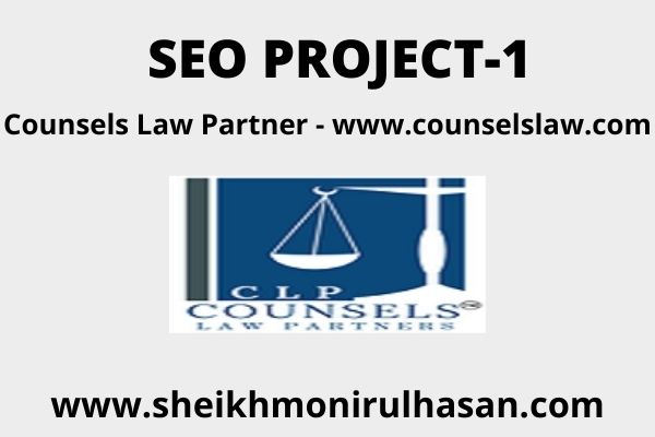 SEO Project-1