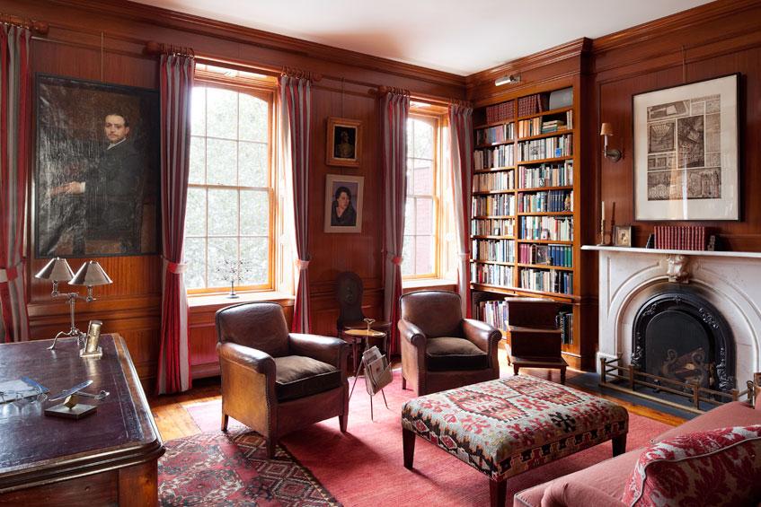 Elle Decor Family Room