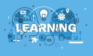 Learning graphic
