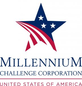 Millenium Challenge Corporation logo