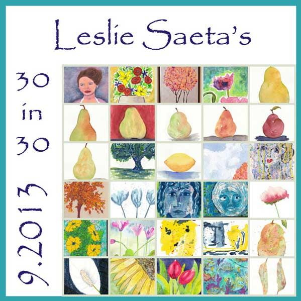 Leslie Saeta September 2013 collage, sheiladelgado.com