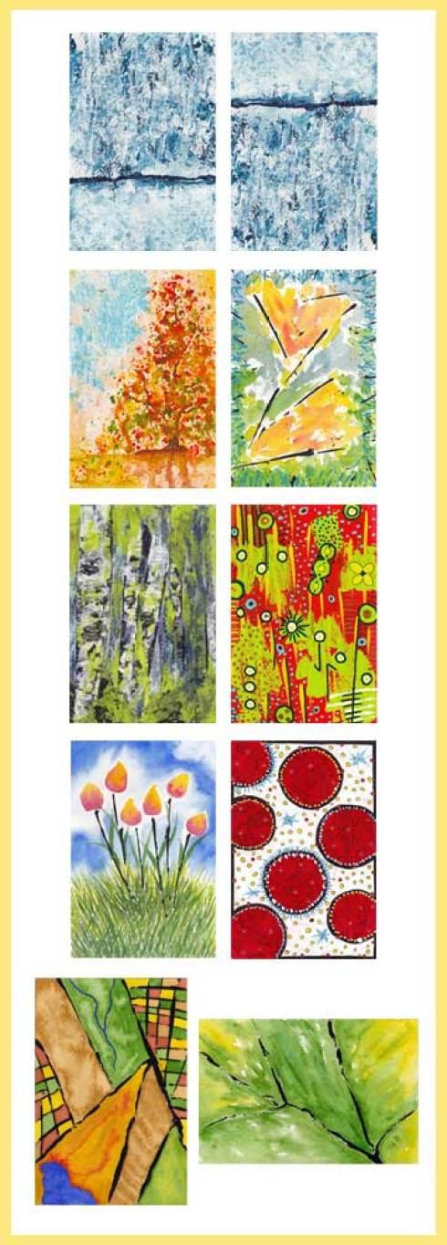 Postcards  2014 © Sheila Delgado